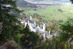 Neuschwanstein-von-oben